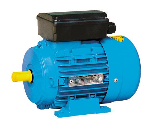 Asi electric mc series single phase capacitor start for Single phase capacitor start motor
